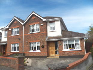 4 bed semi detached home in Leixlip, Kildare