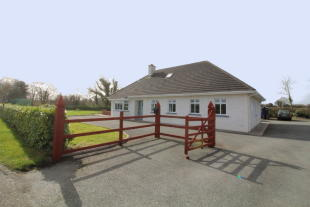 Detached house in Moyvalley, Kildare