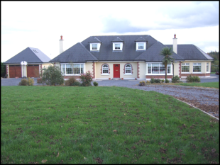 4 bed Detached property for sale in Kilcock, Kildare