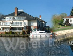 Waters Edge Homes Limited, Sheppertonbranch details