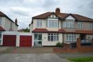 Surbiton semi detached house to rent