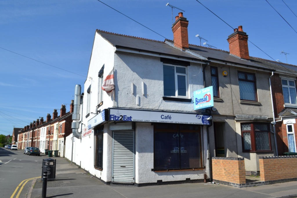 5 bedroom commercial property for sale in Cross Road, Foleshill ...