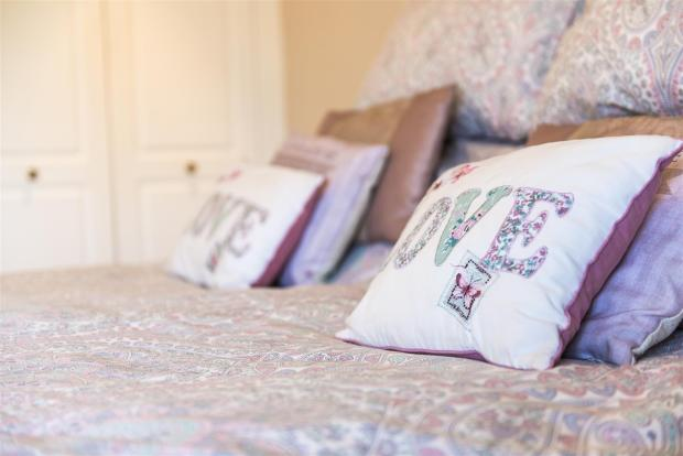 Master Bedroom Detai