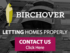 Get brand editions for Birchover Sales & Lettings Ltd, Derby - Lettings