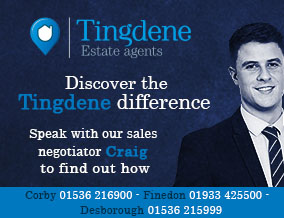 Get brand editions for Tingdene Estate Agents, Corby