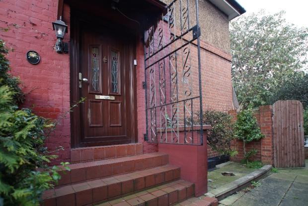 Own Entrance Door