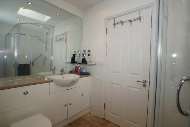 Shower Room & WC