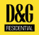 D & G Residential, Norwich logo