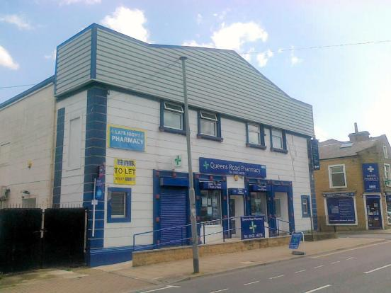 Office to rent in Queens Road, Pellon, Halifax, HX1, HX1