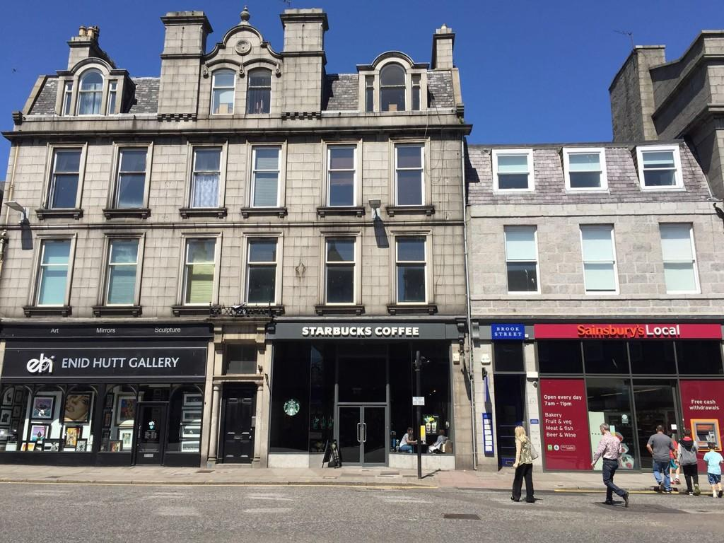 2 Bedroom Apartment To Rent In Union Street Aberdeen City
