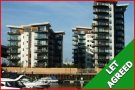 1 bed property in Victoria Wharf...