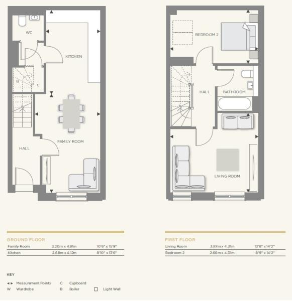 Floorplan - G&F