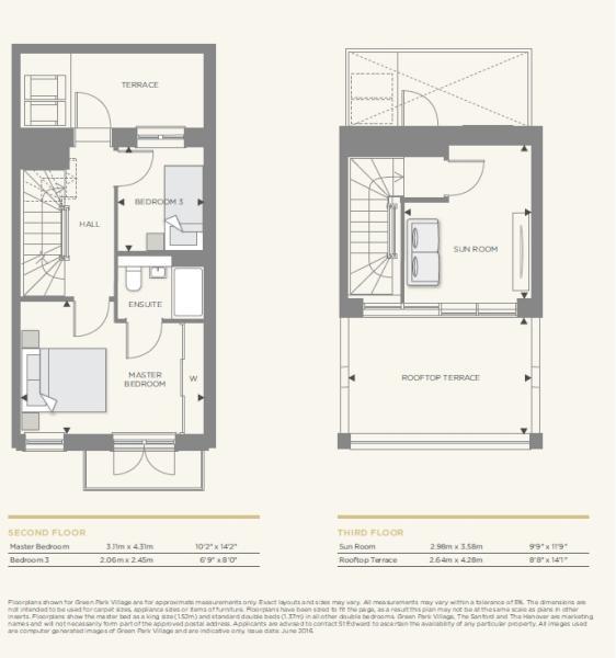 Floorplan - S&T