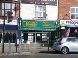 Golden Estates, Birminghambranch details