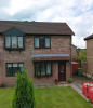 2 bedroom semi detached house to rent in Grafton Drive, Cross Inn...