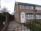 3 bed semi detached home in Dale Crescent...