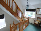 Stairs to Loft Room