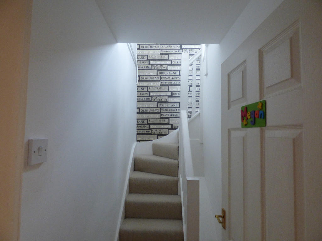Stairs to Bed Five