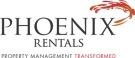 Phoenix rentals, Merseyside branch logo