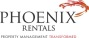 Phoenix rentals, Merseyside logo