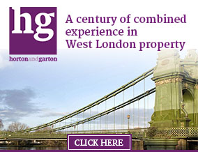 Get brand editions for Horton and Garton, Hammersmith and Shepherds Bush