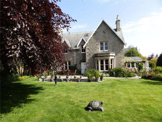 The Rectory, Nairn