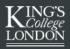 King's College London, Angel Lane logo
