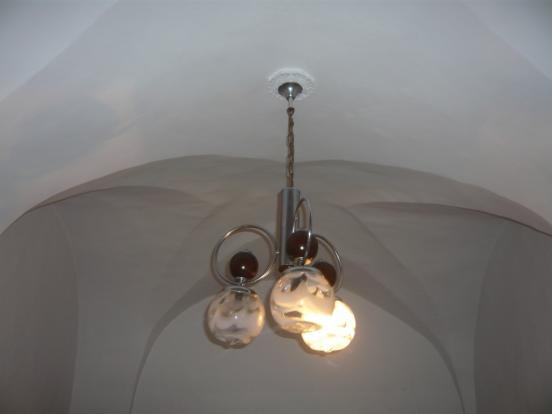Bedroom 2 ceiling