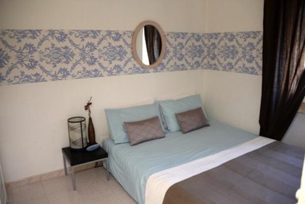 Bedroom 2 in Apartment 1