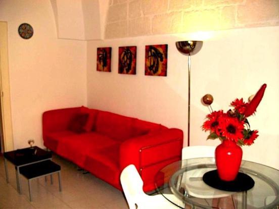 Reception in Apartment 2