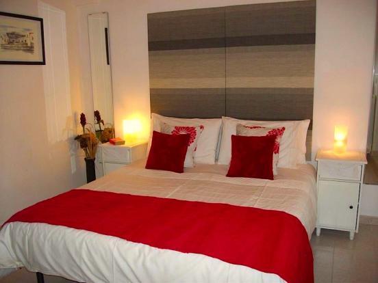 Bedroom 1 in Apartment 2