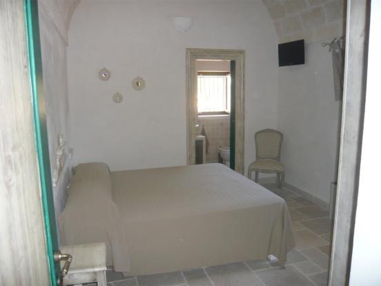 Bedroom 1 in villa 1
