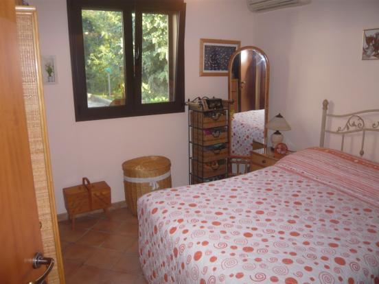 Bedroom in Villa 2