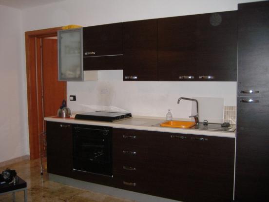 Apartment 1 kitchen