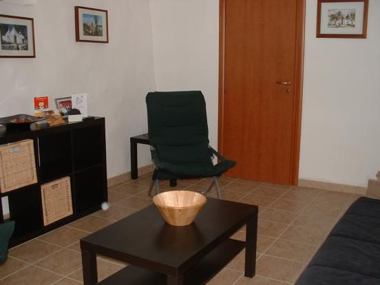 Apartment 2 reception