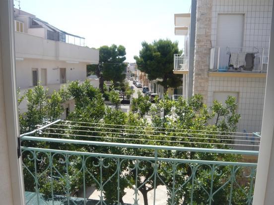 Balcony apartment 1