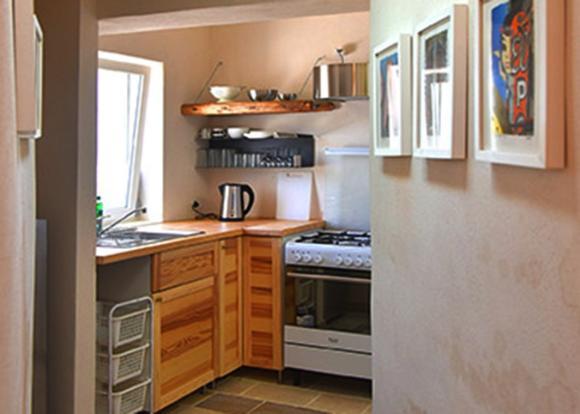 Annexe trullo kitchen