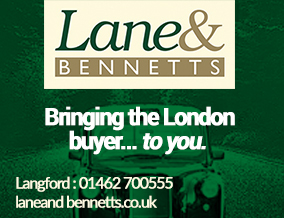 Get brand editions for Lane & Bennetts, Letchworth