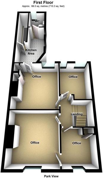 Park View - Floor 1.