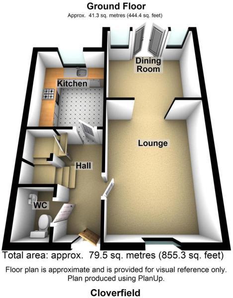 Cloverfield - Floor