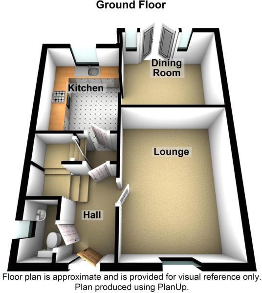 121 Bayfield - Floor