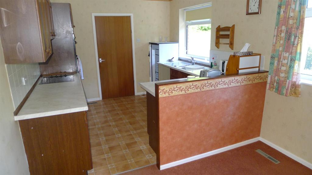 DINING KITCHEN (REAR