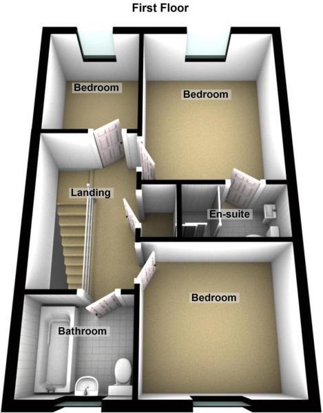 Heathfield - Floor 1