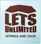 Lets Unlimited, Leighton Buzzard Lettings logo