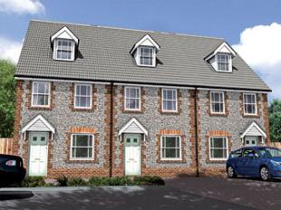Concept by Taylor Wimpey, Turnpike Road,