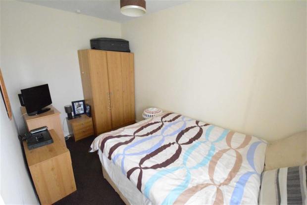 Double Bedroom Area: