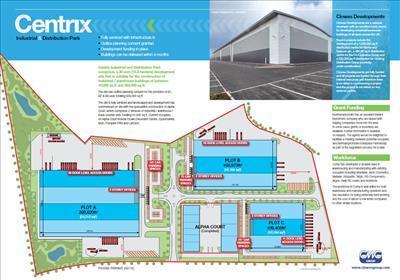 Centrix Masterplan