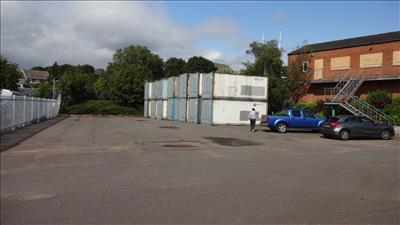 Yard area / Car Park