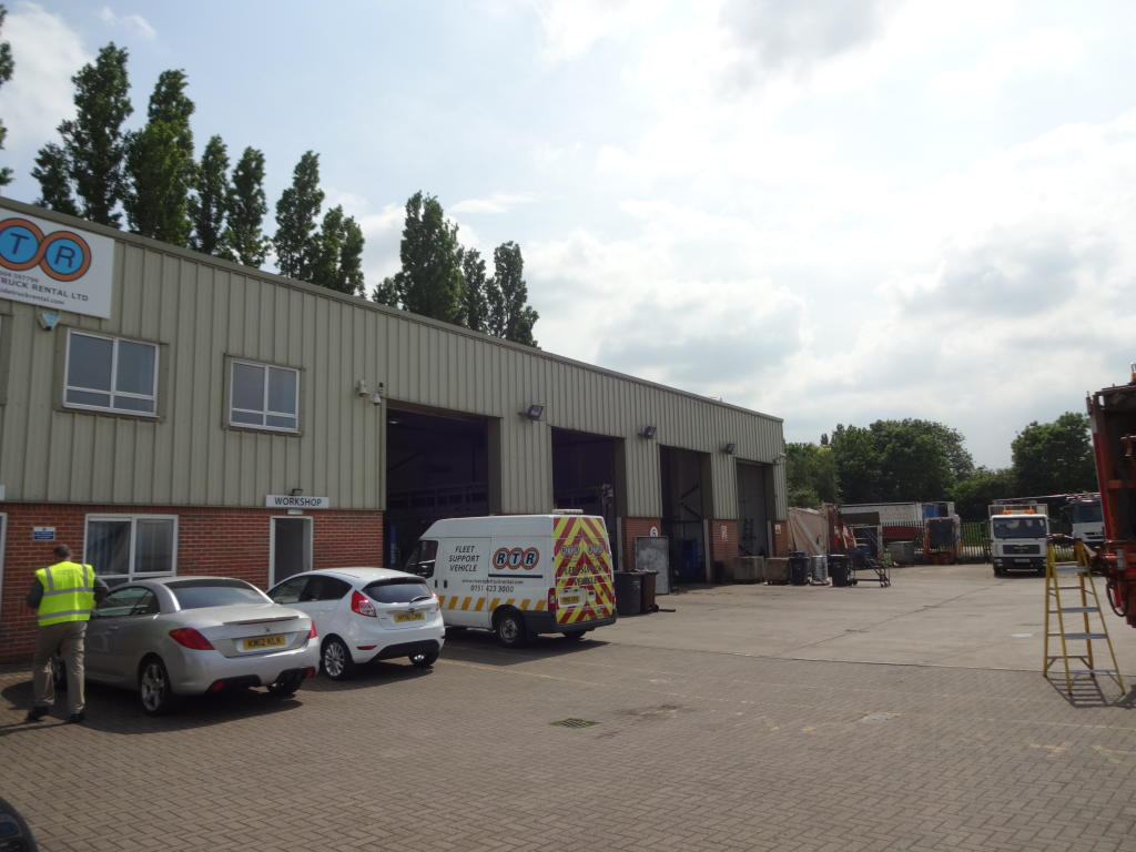 Commercial Property For Sale Gladstone Road Northampton
