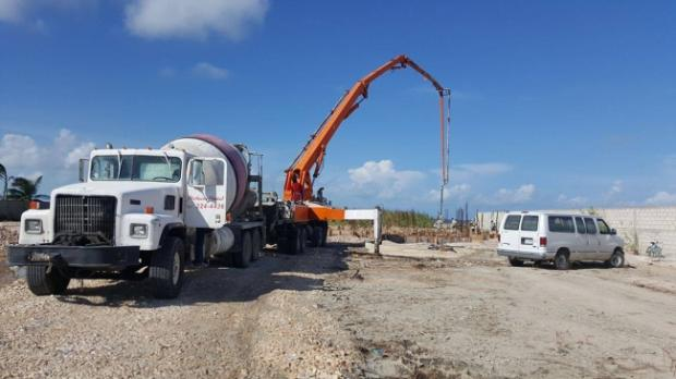 Works on site Aug 16